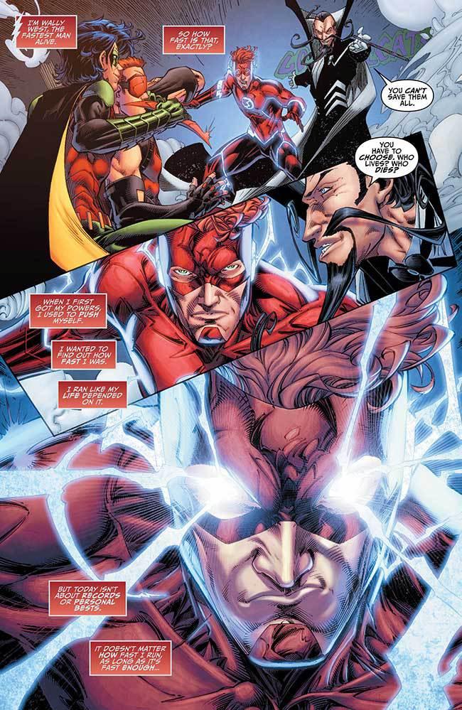 Titans #5 - Comic Book Review