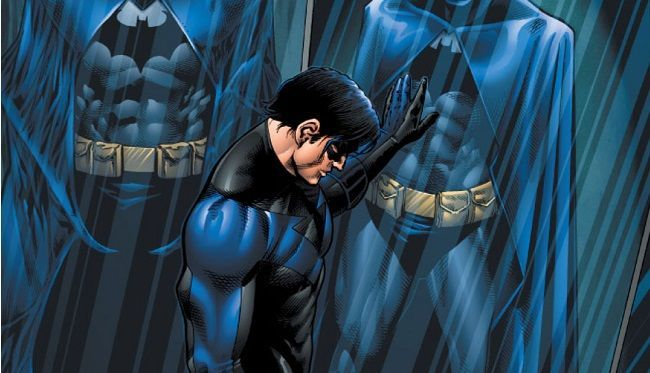 nightwing batman