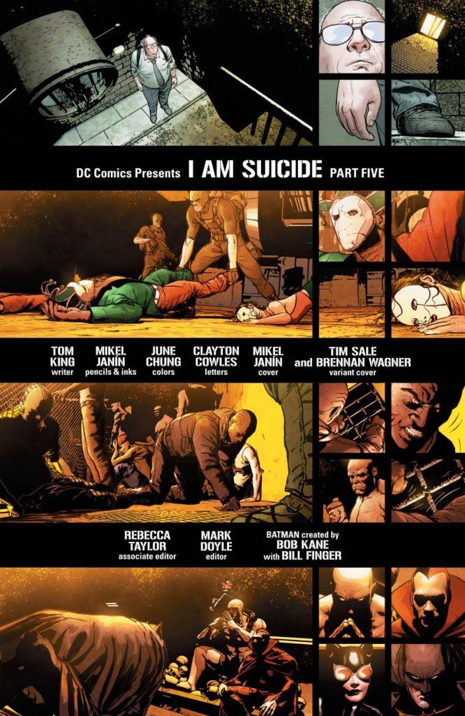 Batman #13 – Comic Book Review