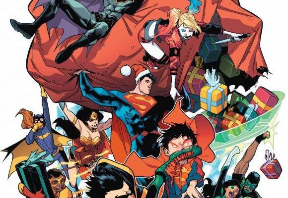 DC Rebirth Holiday Special
