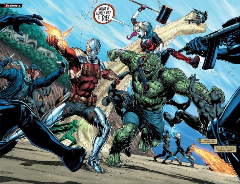 Justice League vs. Suicide Squad #1 – Comic Book Review