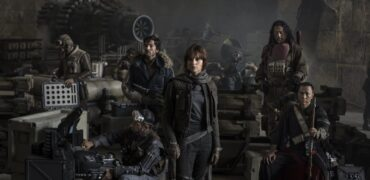 Win Rogue One: A Star Wars Story Hampers!