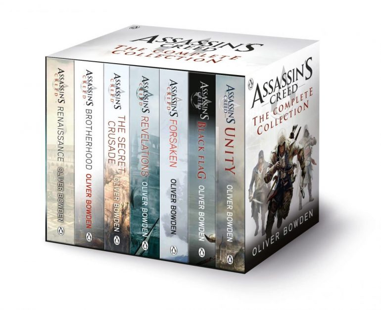 Assassin's Creed Book Hamper