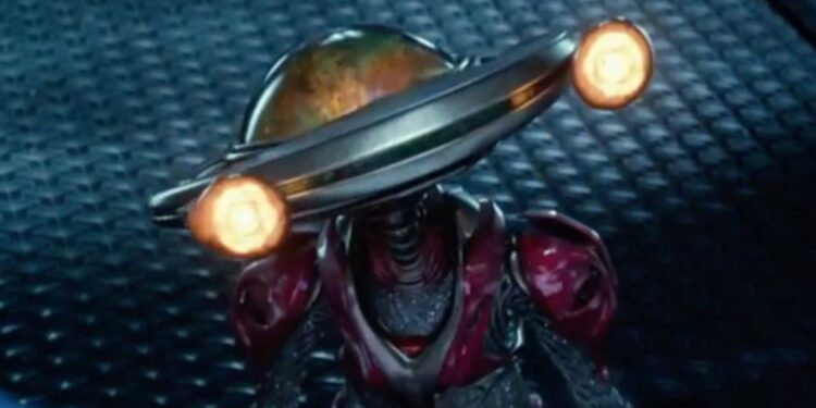 Chat With Power Rangers' Alpha 5. He Needs Your Help