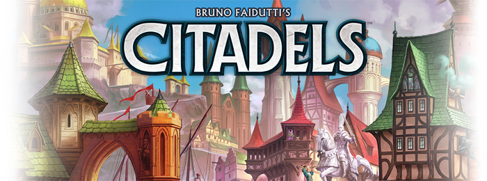Citadels Board Game Review - It's Always Fun To Out-Think Your Friends