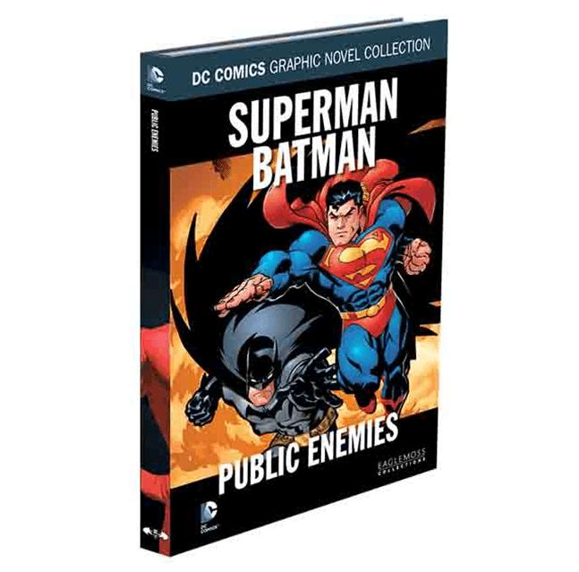 DC Comics Graphic Novel Collection – Superman/Batman: Public Enemies