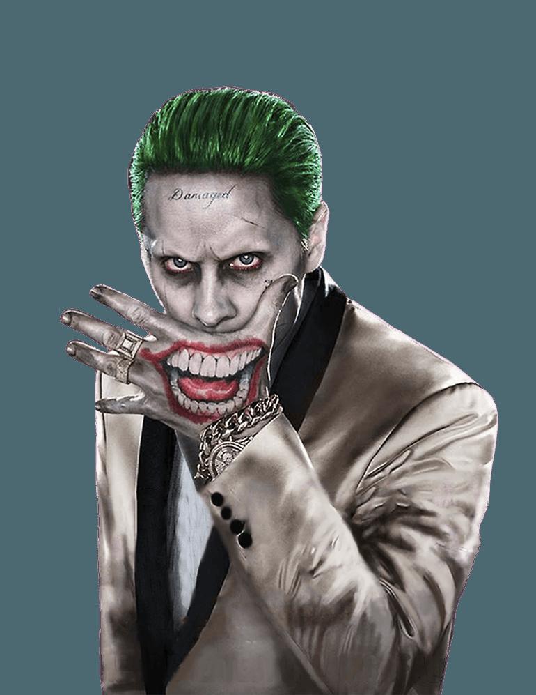 DCEU's Joker Jared Leto