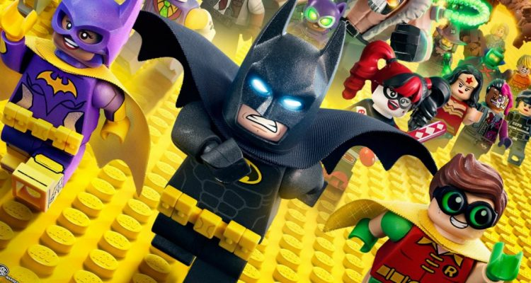 Exclusive Interview With The LEGO Batman Movie Cast - Batman, Joker, Alfred And More