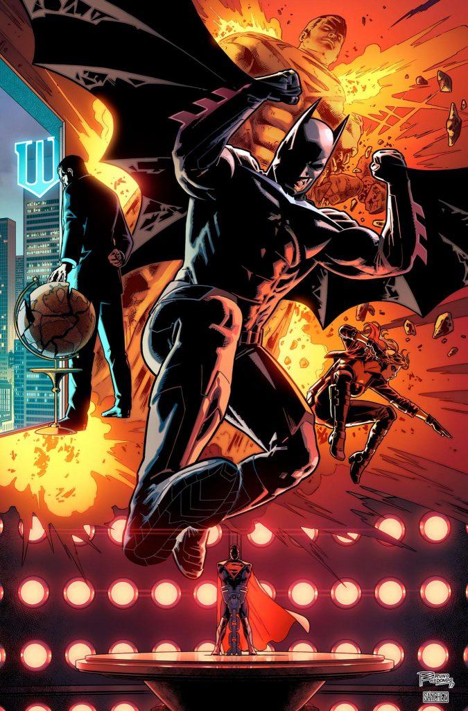 Injustice 2 Prequel Comic Book