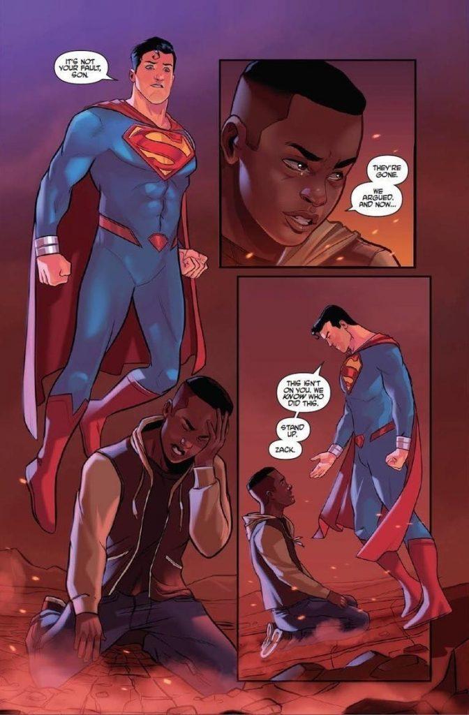 Justice League Power Rangers #1 comic book review