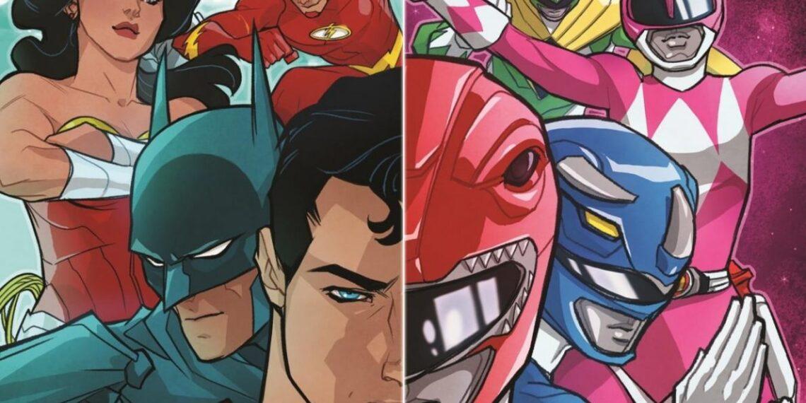 Justice League/Power Rangers #1 Review