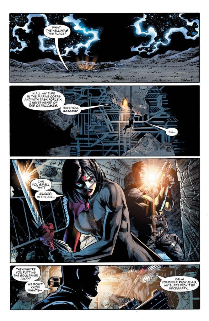 Justice League vs. Suicide Squad #3
