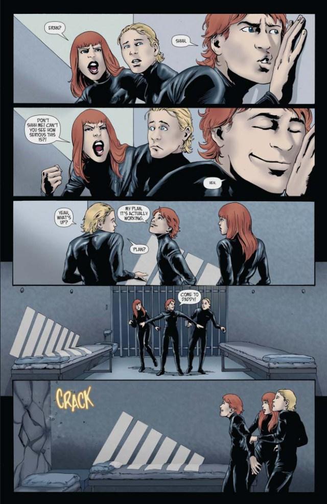 Kiss #4 comic book review