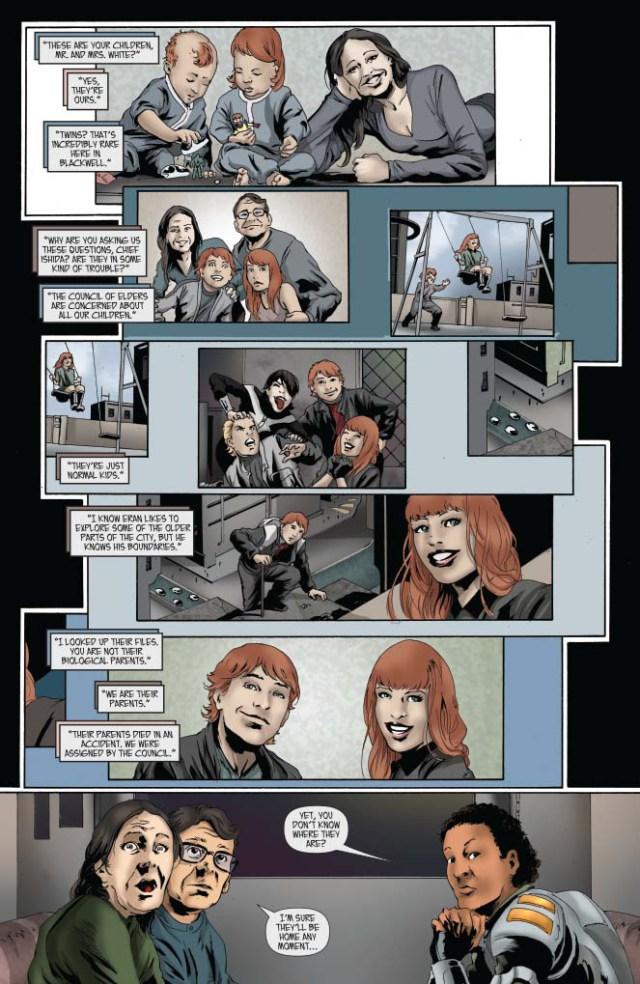 Kiss #4 comic review