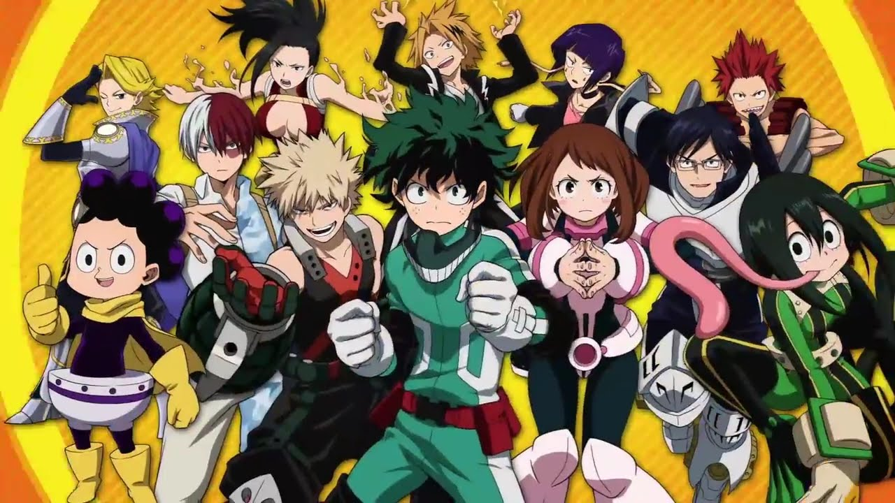 My Hero Academia Review -What It Means To Truly Be A Hero
