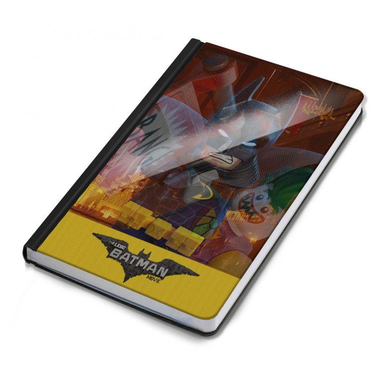 The Lego Batman Movie Notebook