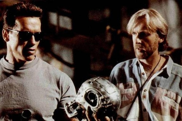 The Terminator Will Be Back With A James Cameron Reboot