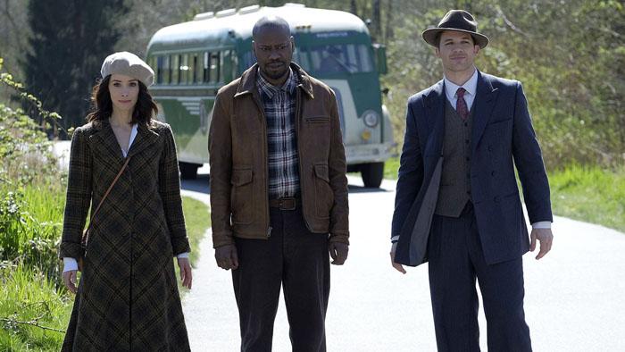 Timeless 1 Timeless Season 1 Review - A Fun Romp Through Time TV Series