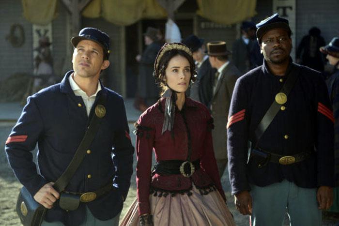 Timeless 2 Timeless Season 1 Review - A Fun Romp Through Time TV Series