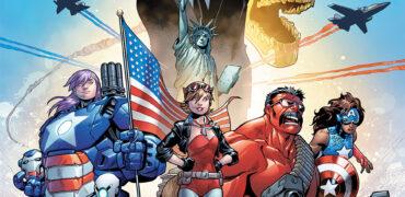 U.S.Avengers #1 Review