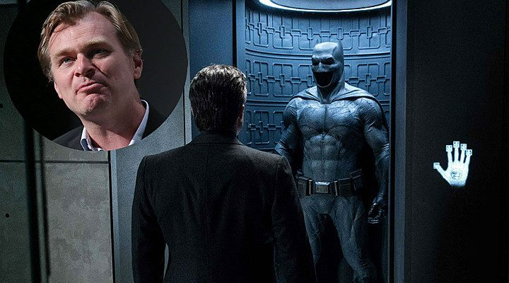 Who Should Direct The Batman Now? Christopher Nolan