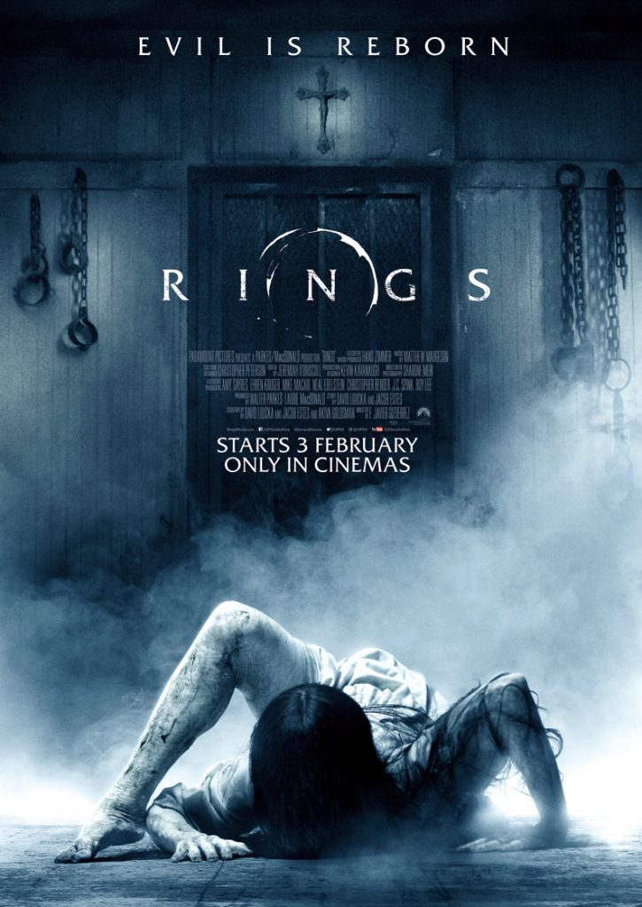 Win Tickets To An Early Screening Of RINGS in CT, JHB And DBN