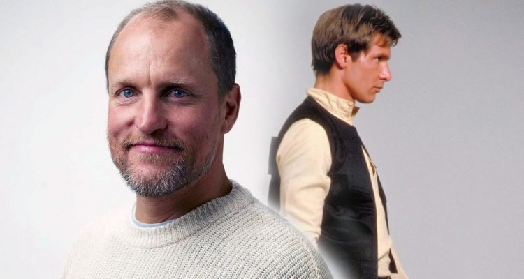 Woody Harrelson Star Wars Hans Solo