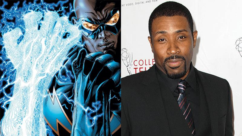 Actor Cress Williams Cast As The CW's Black Lightning