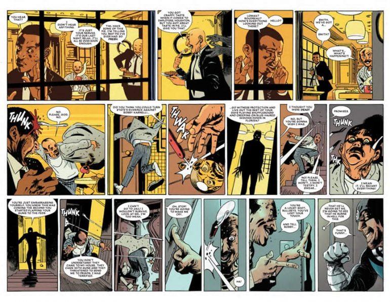Bullseye #1 Comic Review