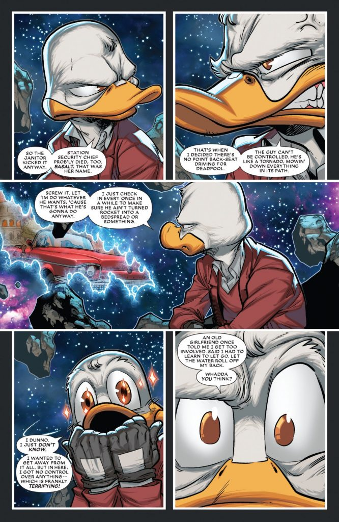 Deadpool The Duck #3 Comic Book Review
