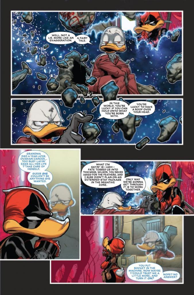 Deadpool the Duck #4