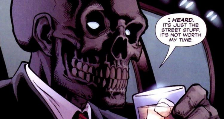 Did David Ayer Just Tease Black Mask For 'Gotham City Sirens'