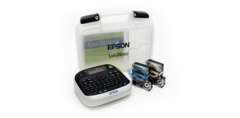 Epson LabelWorks LW-300 Review – For the Organiser In You