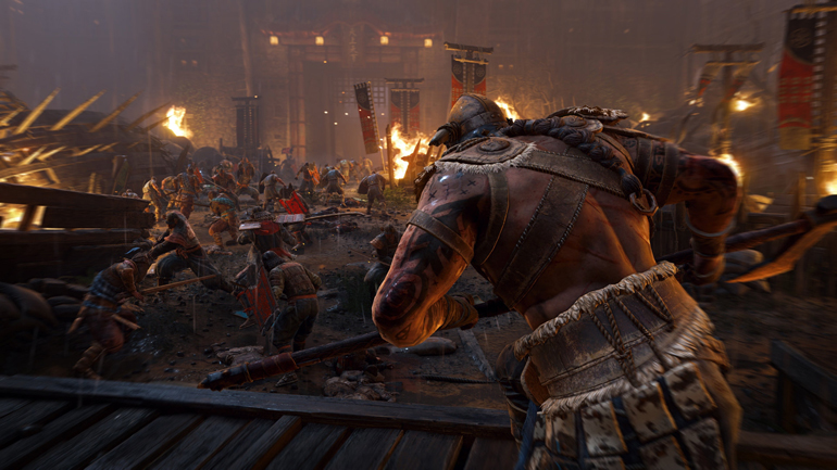 For Honor Review - You Have My Sword, And My Bow, And My Axe