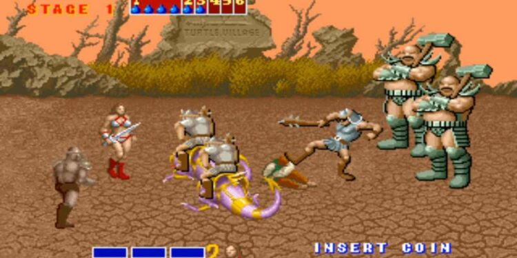 Golden Axe Classic Dos based games Do You Remember These Classic DOS-Based Games? Gaming