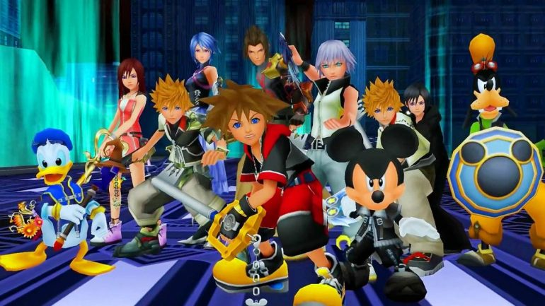 Kingdom Hearts 2.8 HD: Final Chapter Prologue Collection