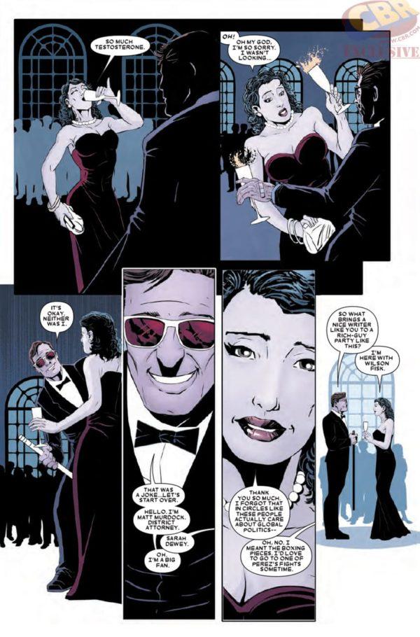 Kingpin #1 Comic Book Review