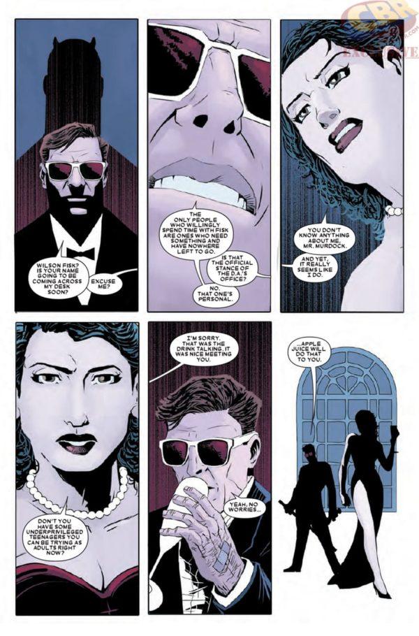 Marvel Kingpin #1 - Review