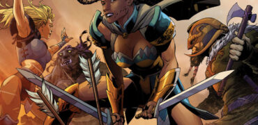 Odyssey Of The Amazons #2 Review – In The Same Vein As The First Issue