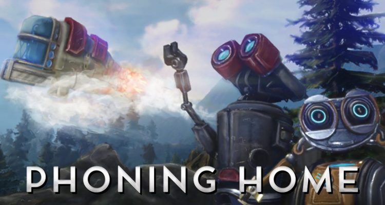 Phoning Home Game Review