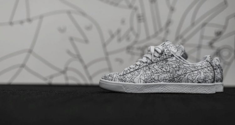 Puma Launches Clyde All-Star Game Pack By Artist Ale Giorgini
