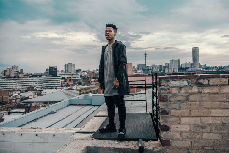 Puma Runs the Streets with Nasty C