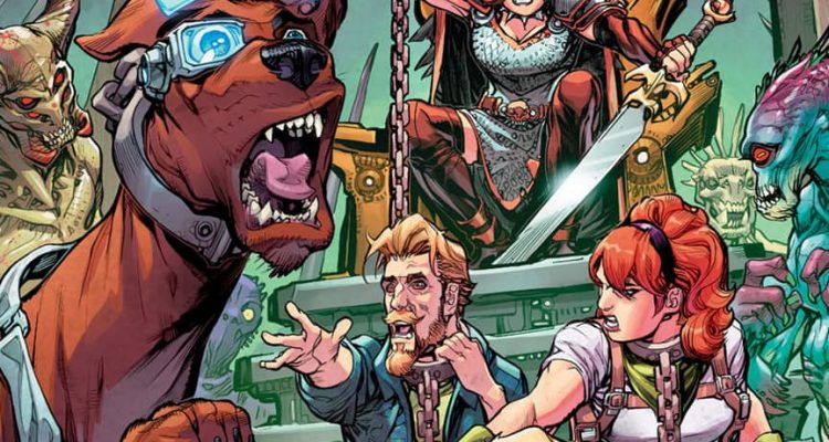Scooby Apocalypse #10 Review