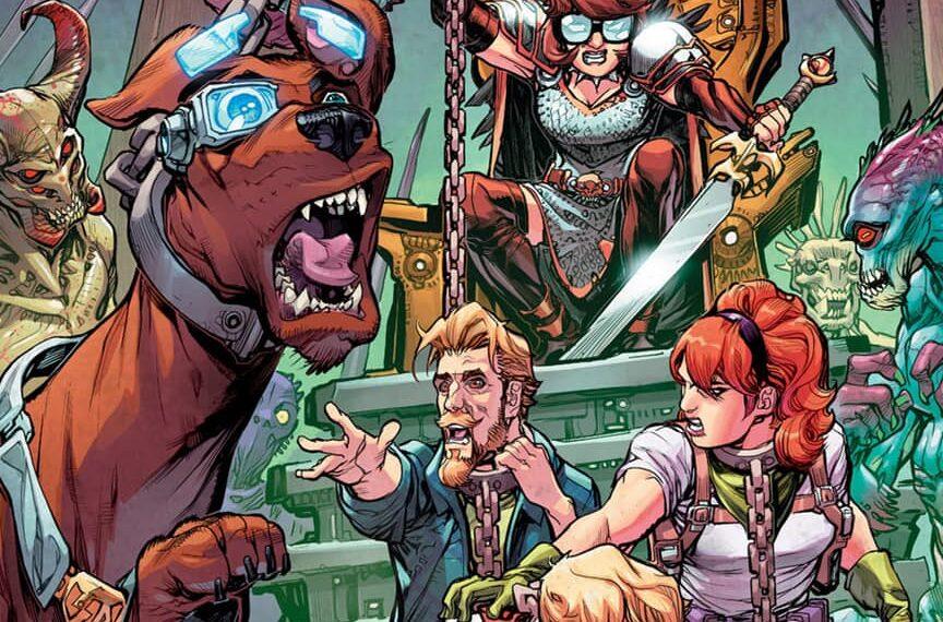 Scooby Apocalypse #10 Review
