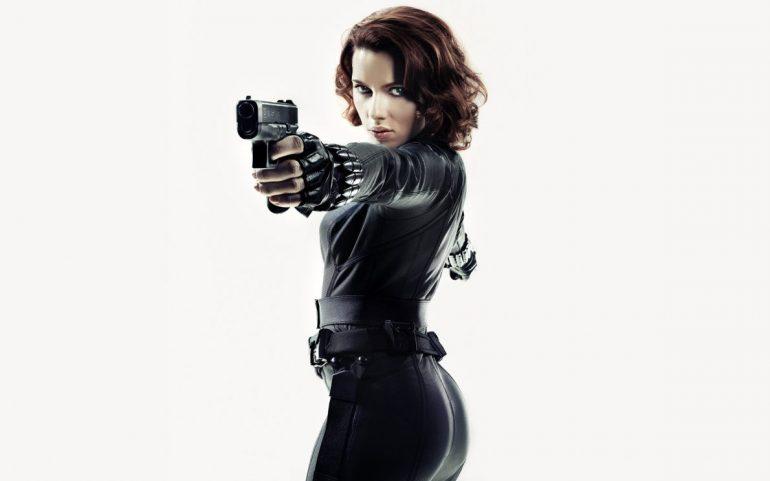SCARLETT JOHANSSON standalone Black Widow movie