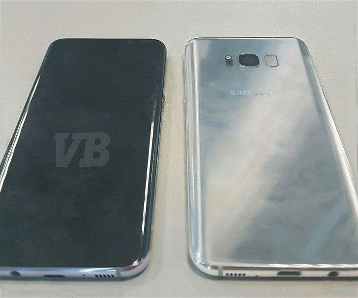 Is This What The Samsung Galaxy S8 Will Look Like?