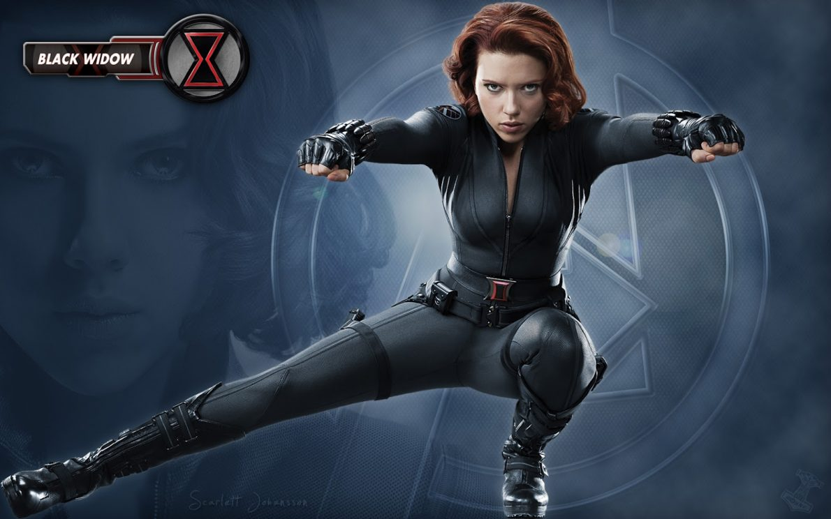 Scarlett Johansson Wants To Do A Standalone Black Widow Movie