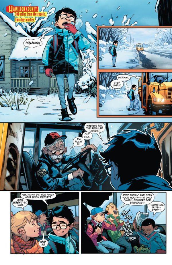 Super Sons #1 Review Comic