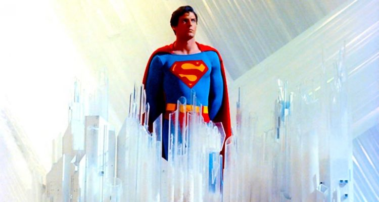 Superman Movie Fortress of Solitude