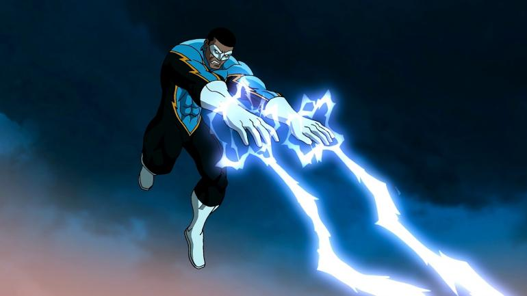 The CW's 'Black Lightning' superhero TV series has found its leading man in 'Hart of Dixie' actor Cress Williams.
